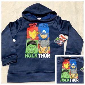 🆕Boy's Marvel Avengers Hoodie